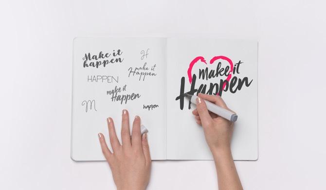 1. Creators design & launch products.