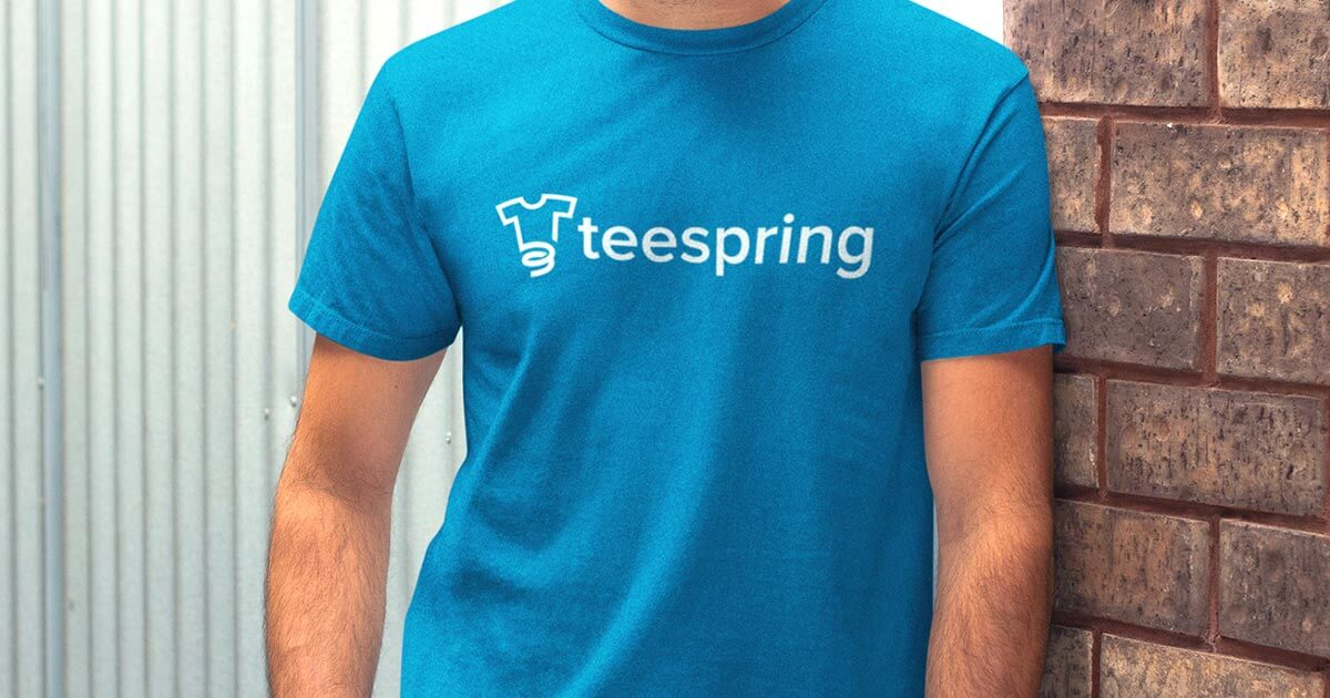 teespring the best way to sell custom apparel online